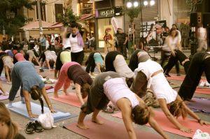 Street Yoga 2012